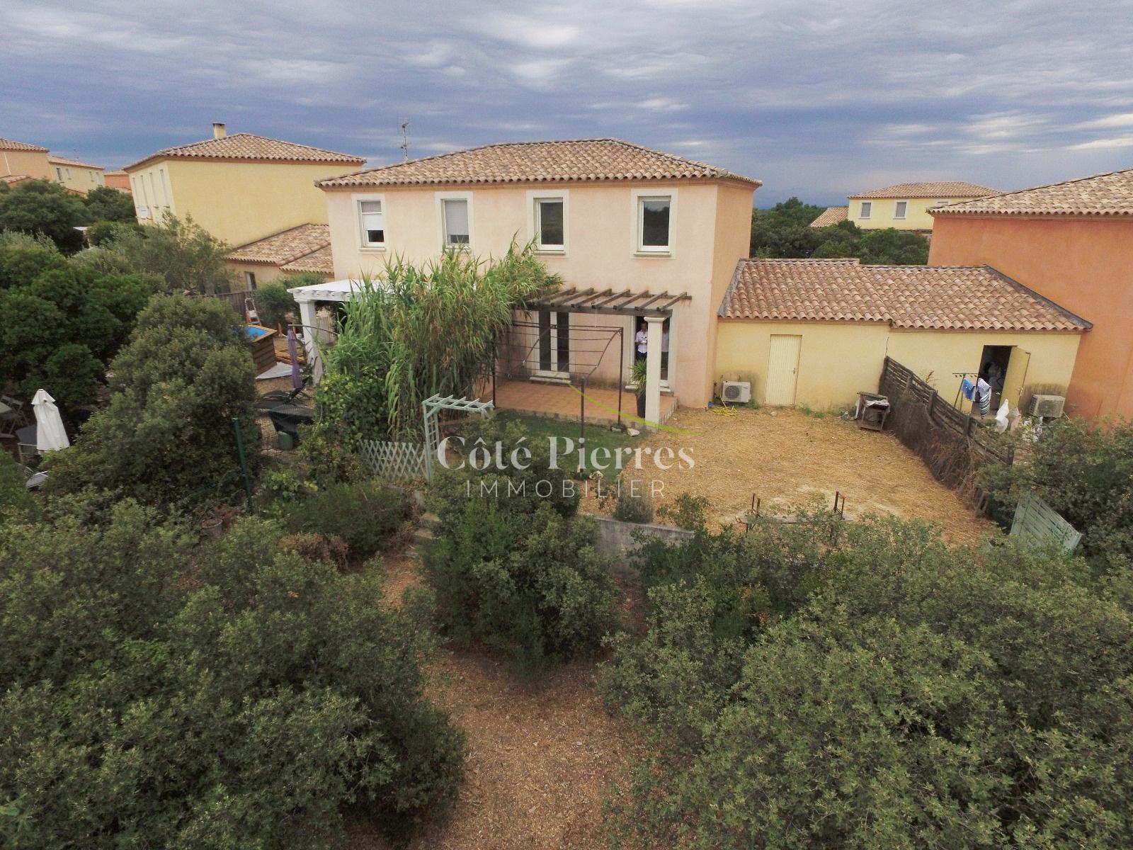 Annonce maison villa 4 pieces nimes vente - Jardin maison minecraft nimes ...
