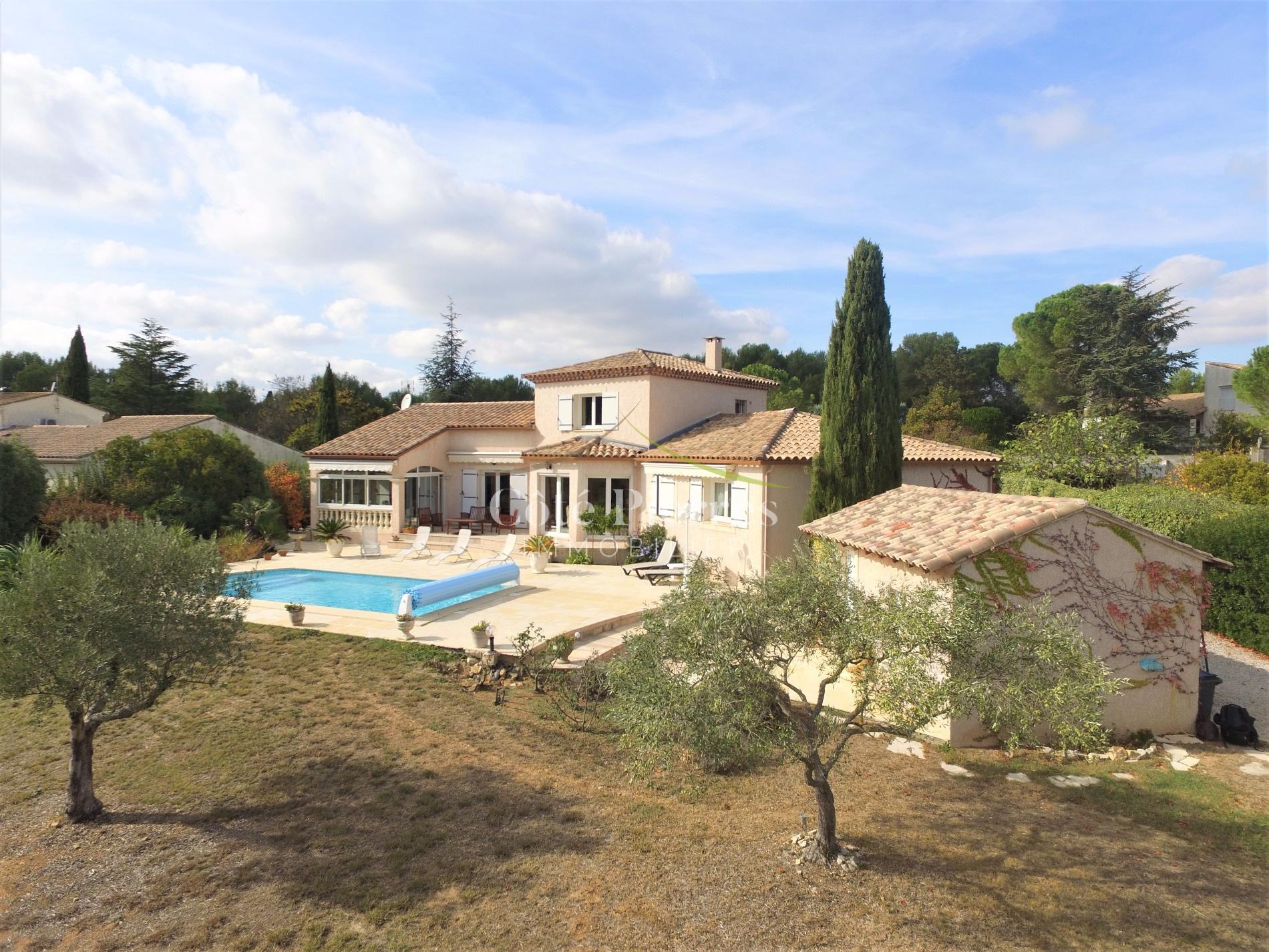 Annonce maison villa 6 pieces castelnau le lez vente - Piscine castelnau le lez ...